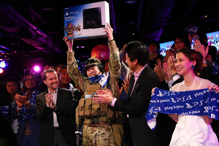 The Arrival of the PS4