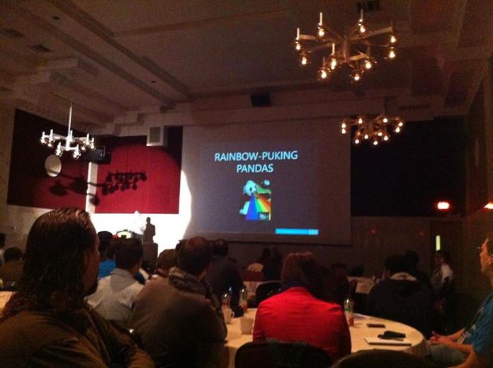 Meaningful Play 2012 1st Keynote Speaker--Donald Brinkman
