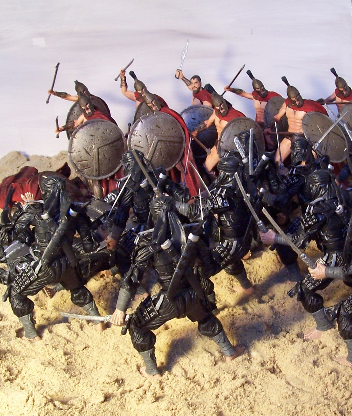 Spartans 1