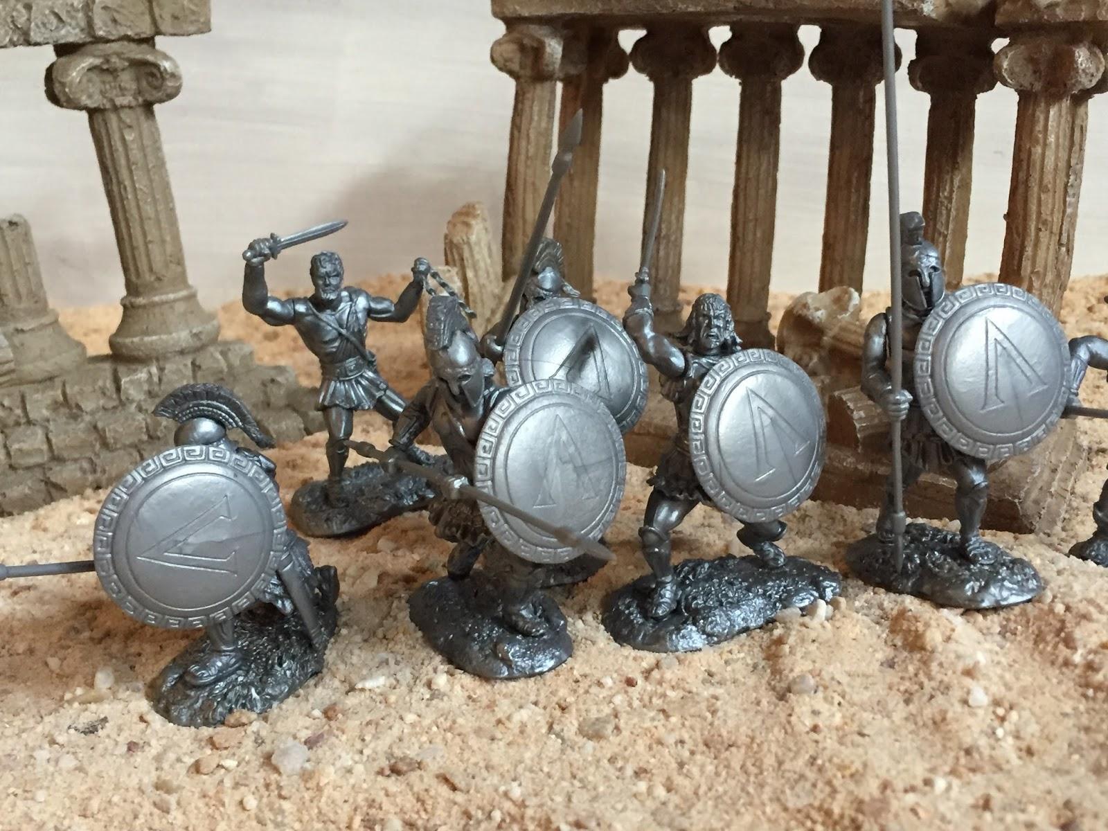Silver Spartans
