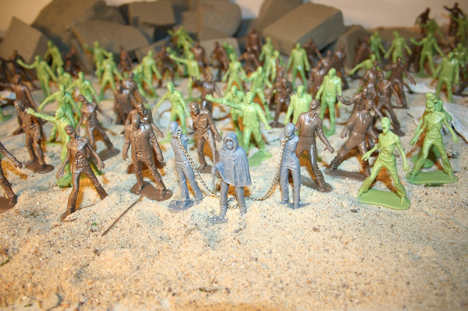 Army Men Zombies