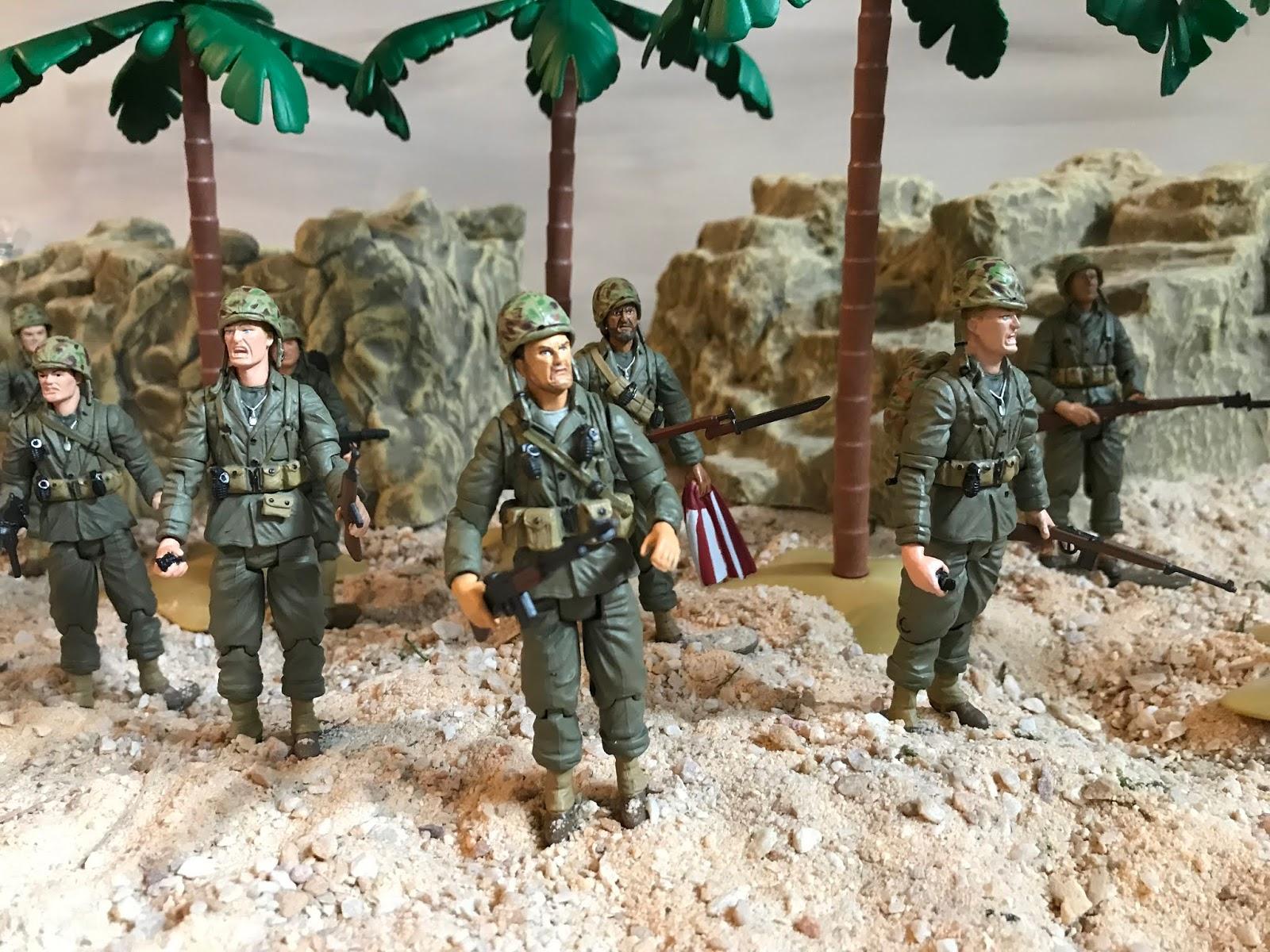 Pacific Marines