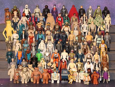 Vintage Kenner Star Wars.JPG