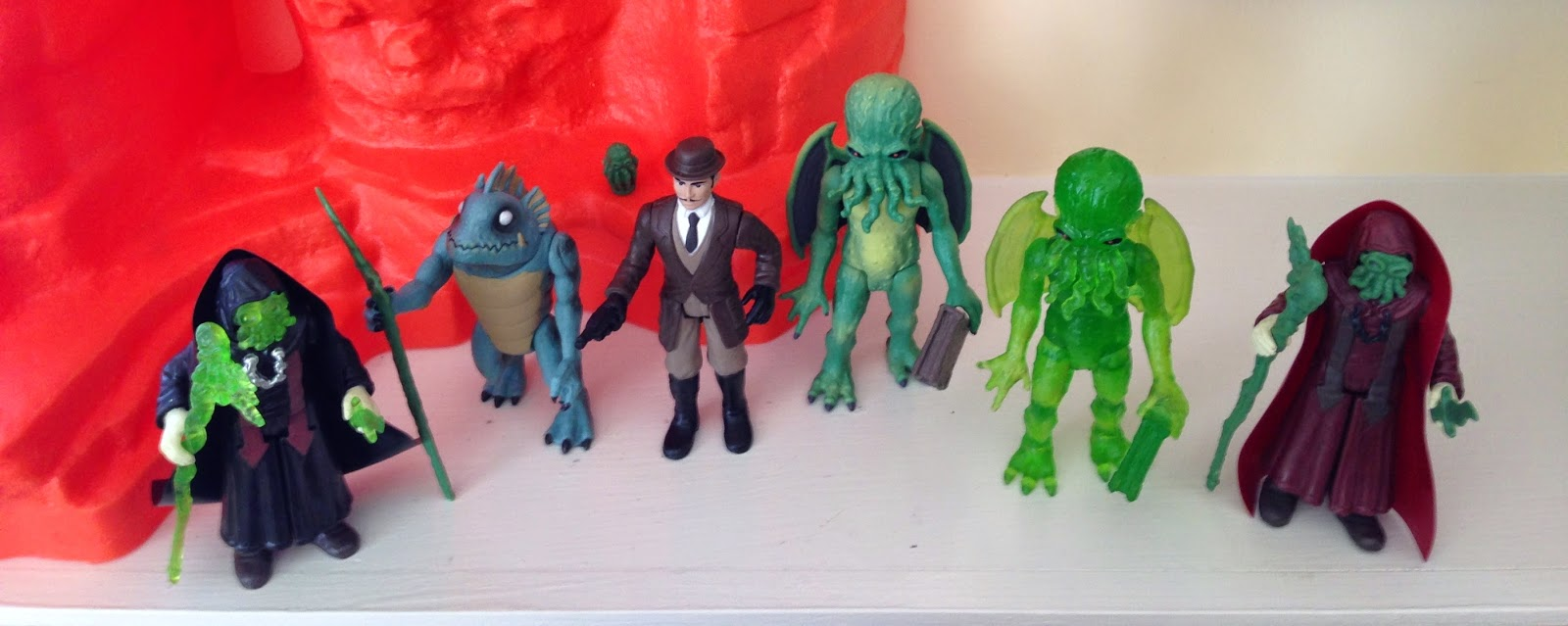 Lovecraft Figures