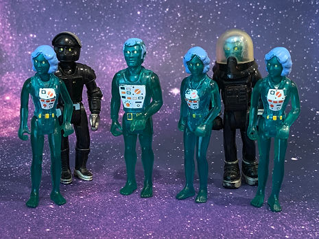 Fisher Price Adventure People X-Ray Clan