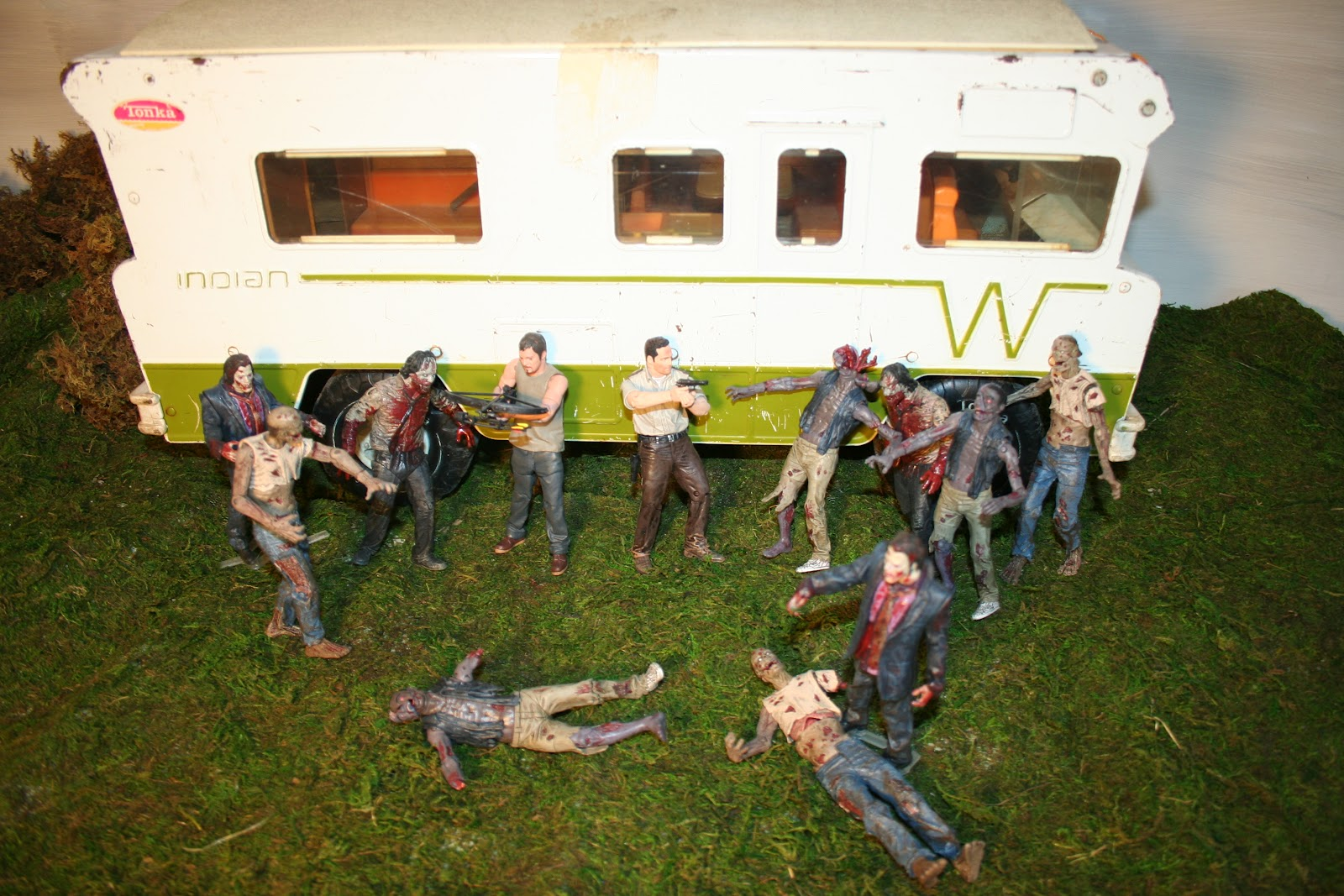 Attack on the Camper