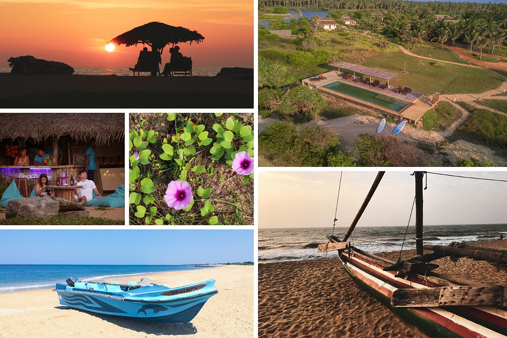 Beach Cabanas Sri Lanka
