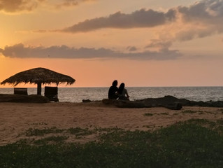 Redefining our journey during the pandemic: Beach holiday in Sri Lanka during Covid
