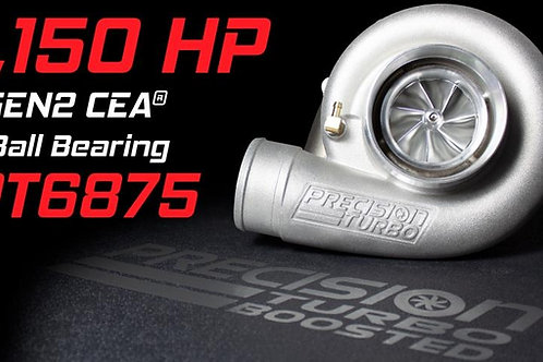 Precision Turbo 2300HP Twin Turbo Package
