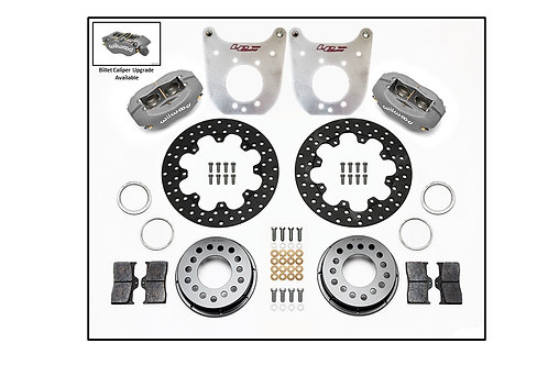 Ford 8.8 C-Clip Eliminator Drag Brake Kit
