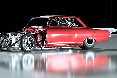 1962-1965 Chevy II Nova