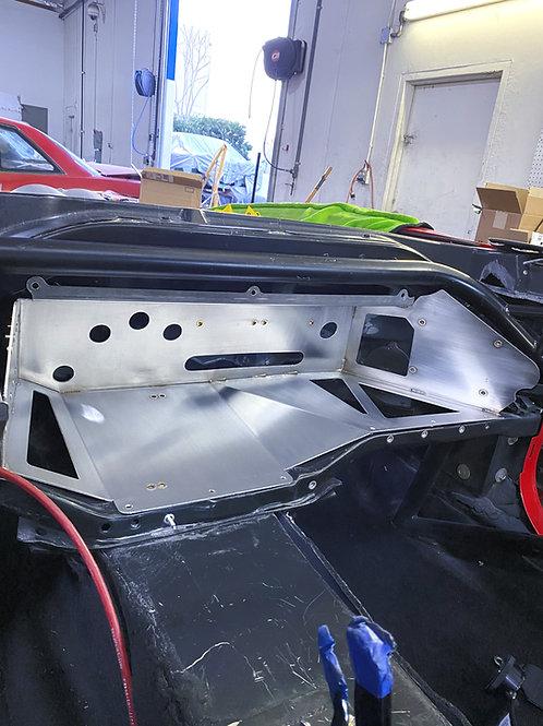 C6 Corvette Electronics Compartment