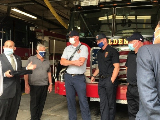 Honoring the Heroes of the Malden Fire Department