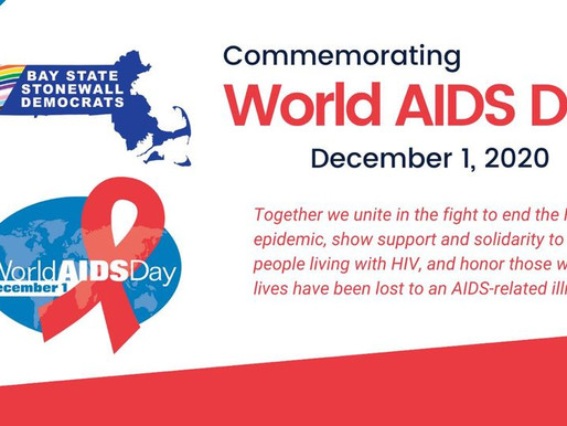 Commemorating World AIDS Day