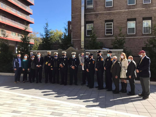 Malden Firefighters Promoted