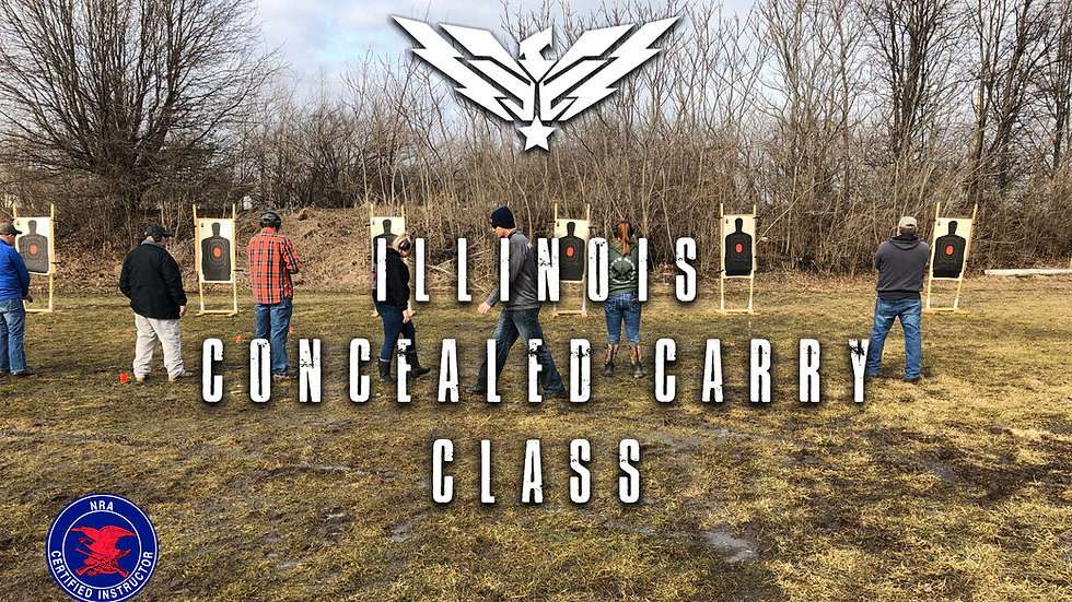 copy of IL. Concealed Carry Class