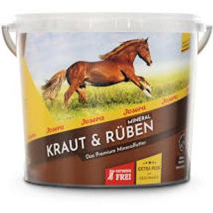 Josera Pferd Kraut & Rüben Mineral 4kg