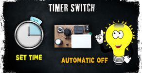 How to make a Timer Switch