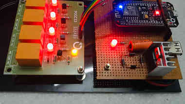 IOT home automation Using ESP8266