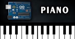 Arduino Piano with 4x4 Keypad