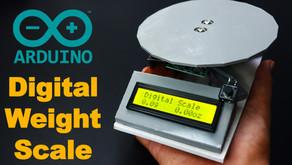 Arduino Digital Weight Scale HX711 Load Cell Module