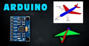 Arduino MPU6050 Accelerometer | 3D Simulator
