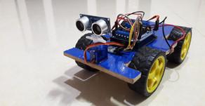 Obstacle Avoiding Robot (Version 2)