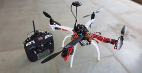 How to make Quadcopter | Drone | APM 2.8