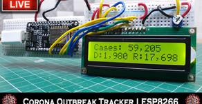 Corona Covid 19 Live Outbreak Data Tracker