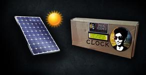 Arduino Solar Clock DS3231 RTC