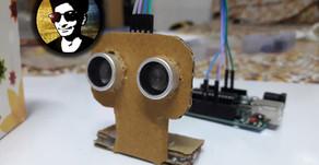 Arduino Distance Measuring Sensor