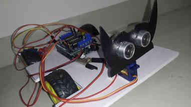 Arduino voice control car