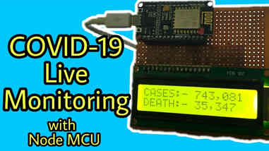 covid-19 live monitoring