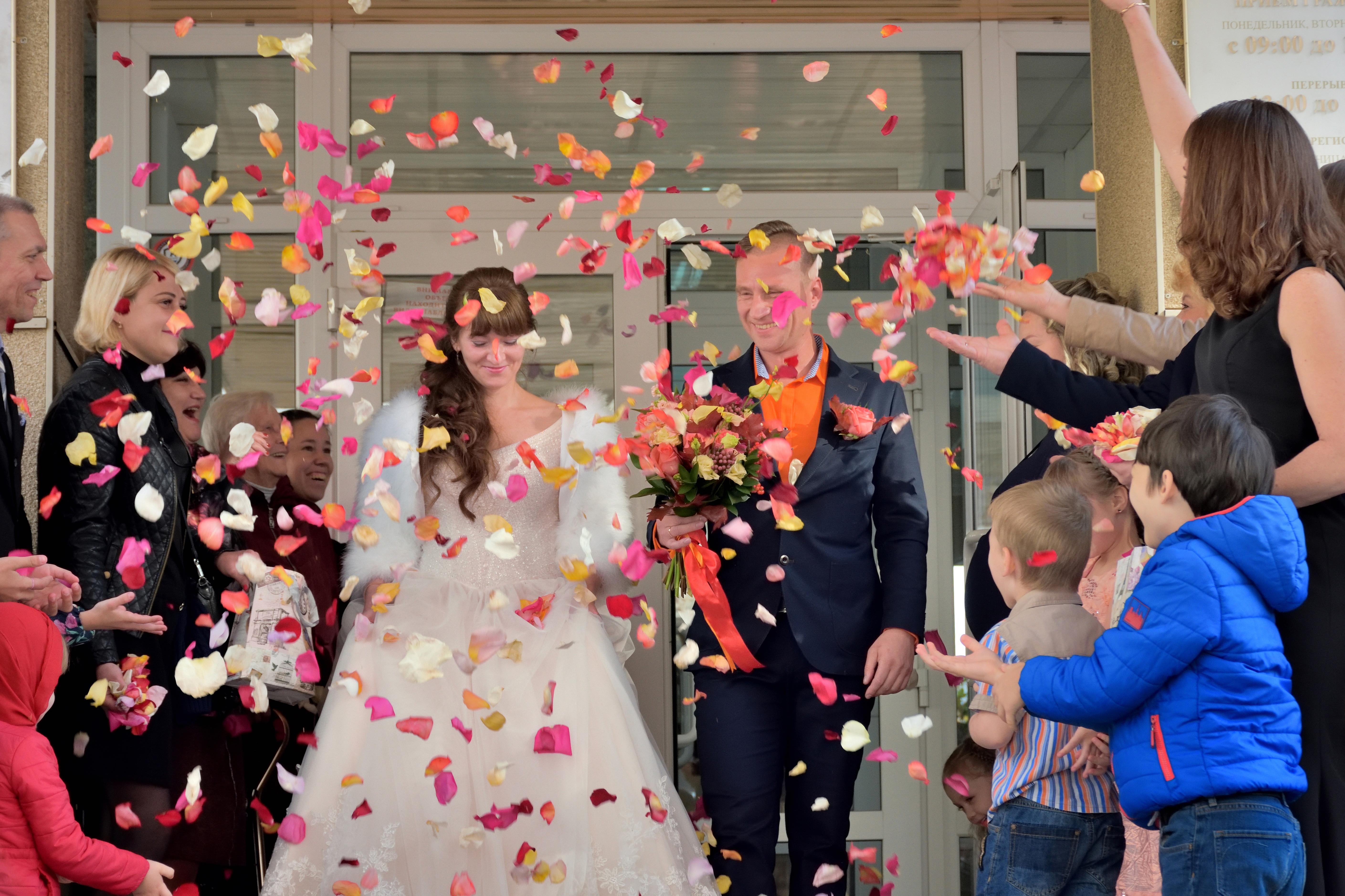 Свадьба Надежды и Александра