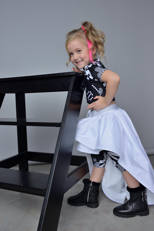 Дети-модели