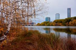 Осенний Екатеринбург