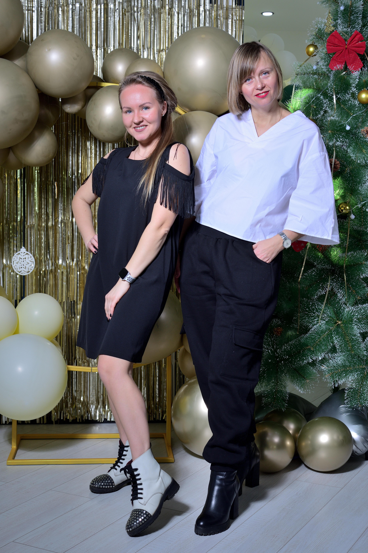 Катя и Яна