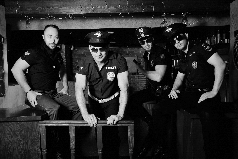 Полицейский беспредел! ;)