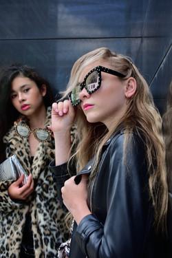 Даша и Алина