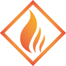 Rymell Fire & Flues Logo