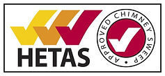 Rymell is a HETAS Approved Chimney Sweep