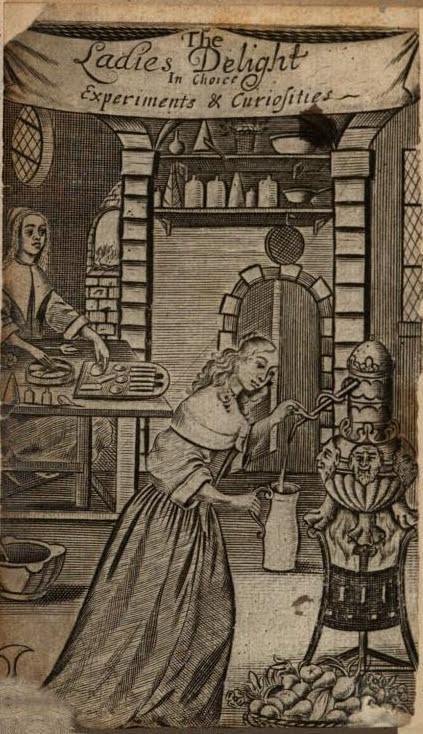 The Ladies Delight 1672