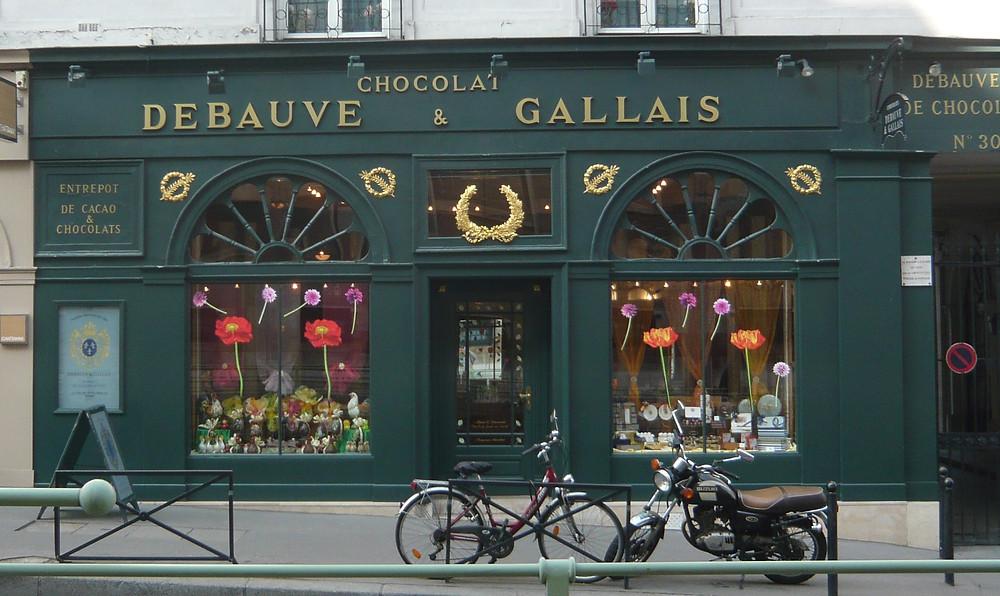 Debauve & Galais, 30 Rue des Saint-Pères