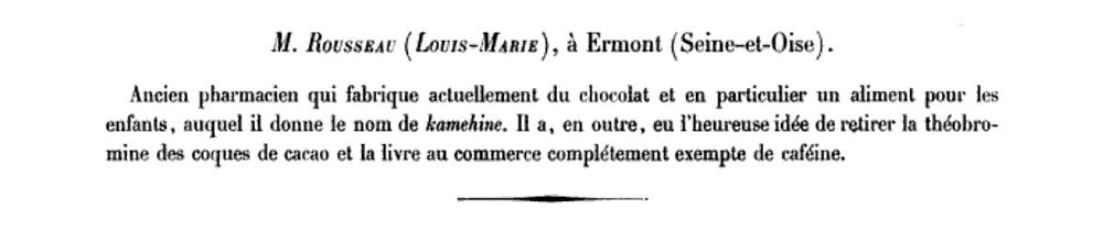 Alain Haller, Industries Chimiques et Pharmaceutique, 1903