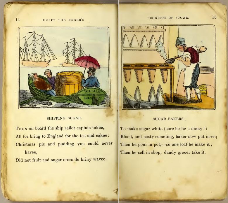 Coffy the Negro's Doggrel Description of the Process of Sugar, 1720