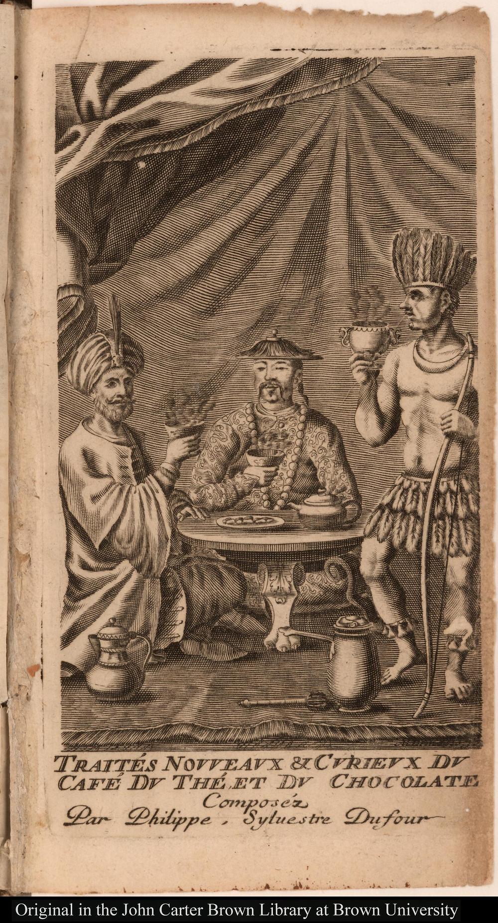 Dufour, Traitez nouveaux et curieux, 1685
