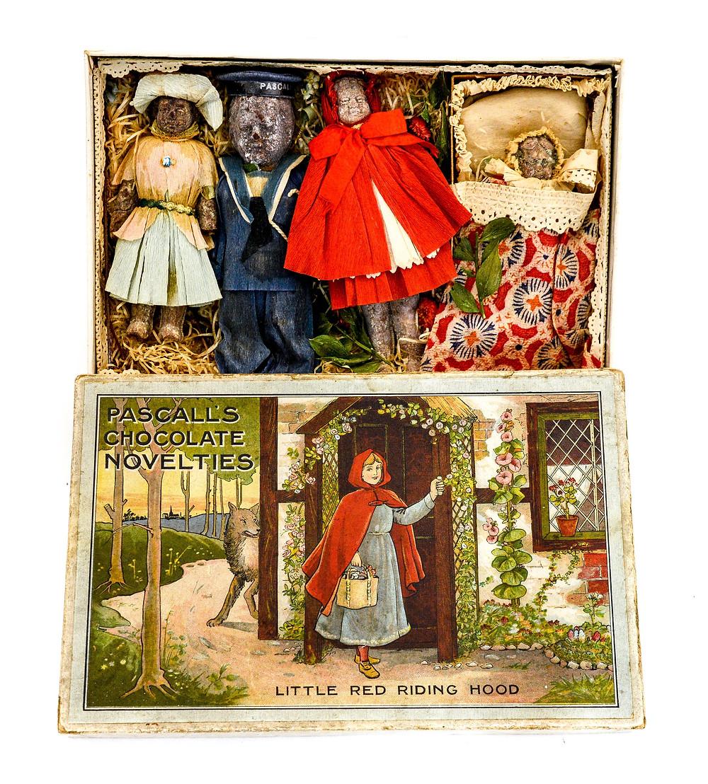 The Century-Old Box of Chocolates, c. 1910, Hansons Auctioneers