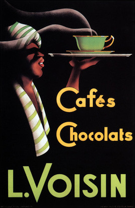 """Roaster and artisan of chocolate """"imported from the French colonies"""" since 1897"""