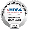 HRSA  heath center quality award silver
