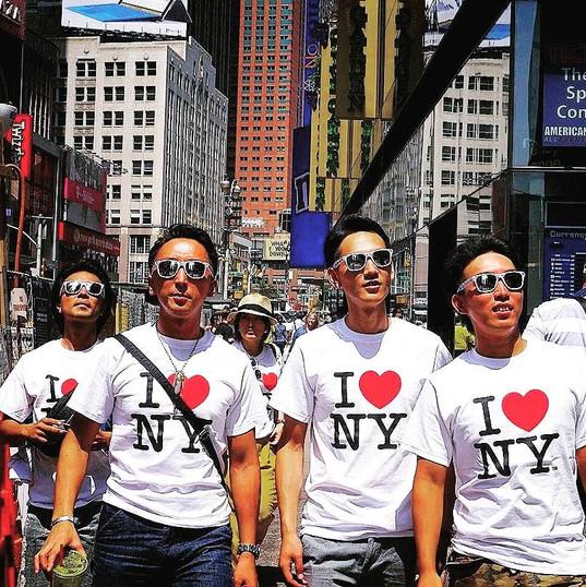 海外では全力で観光客で過ごそう!